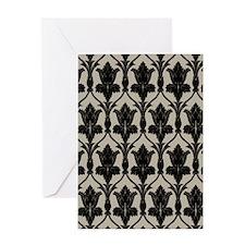 wallpaper_kindle Greeting Card