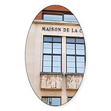 The Maison de la Champagne (House o Decal