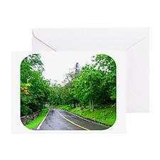 roadmess1 Greeting Card