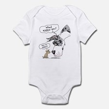 MerleB Dane WhatRU Infant Bodysuit