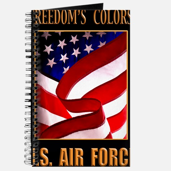 Freedom AIR FORCE 16X20 Journal