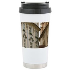 Historic district, Czech Republ Travel Mug