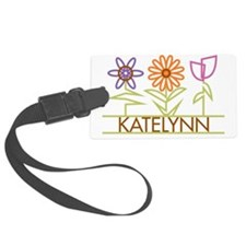 KATELYNN-cute-flowers Luggage Tag