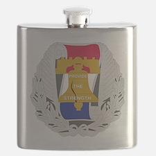 SSI - Chicago Recruiting Battalion Flask