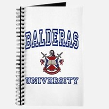 BALDERAS University Journal