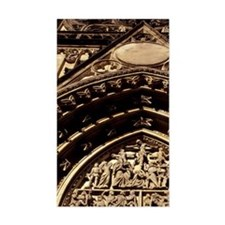 Prague Castle St. Vitus Cathed Decal