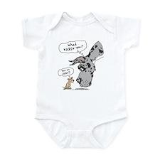 Merle Dane WhatRU Infant Bodysuit