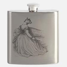 wolf girl Flask