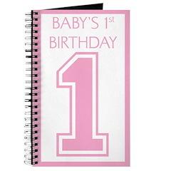 Pink #1 Journal