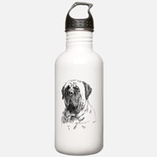 Noble Mastiff Water Bottle
