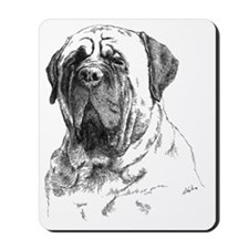 Noble Mastiff Mousepad