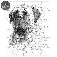 Noble Mastiff Puzzle