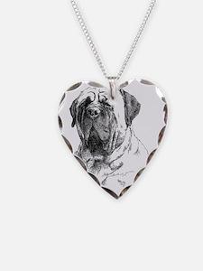 Noble Mastiff Necklace