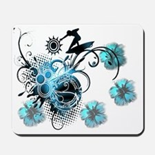 Surfing Art Mousepad
