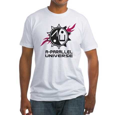 A-Parallel Universe Fitted T-Shirt