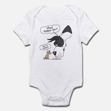 Mantle Dane WhatRU Infant Bodysuit