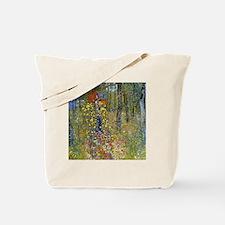 Klimt Crucifix Pillow Tote Bag