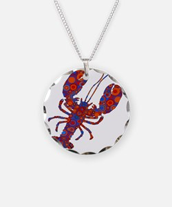 POP LOBSTER Necklace