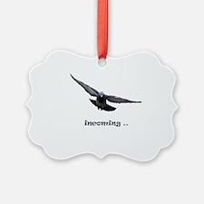 pigeon Ornament