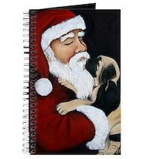 Santa and Mastiff Puppy Journal