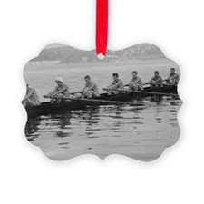 1909 Wisconsin Crew Team Ornament
