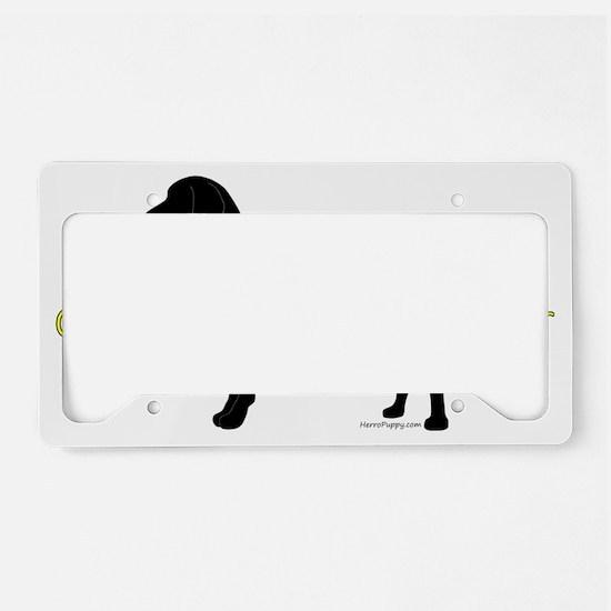 GSPSister License Plate Holder