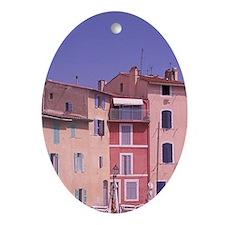 Mirror of the Birdse, Martigues. Mir Oval Ornament