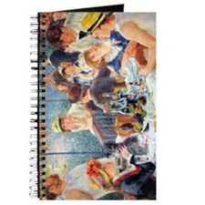 Renoir Boating iPad Journal