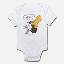 Fawn Dane WhatRU Infant Bodysuit