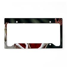 pope_benedict_xviLG License Plate Holder
