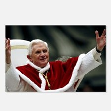 pope_benedict_xviLG Postcards (Package of 8)