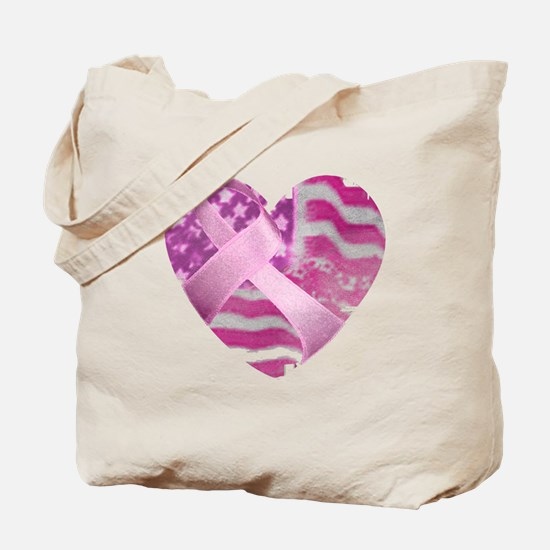 heart_cancer Tote Bag