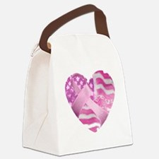 heart_cancer Canvas Lunch Bag