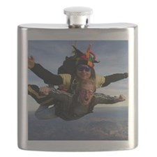 Skydive 12 Flask