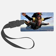 Skydive 12 Luggage Tag