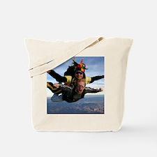 Skydive 12 Tote Bag