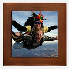 Skydive 12 Framed Tile