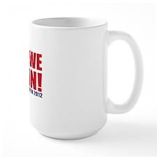yes we cain Mug