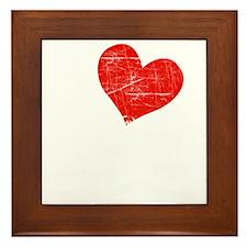 Iheartedward1dk Framed Tile