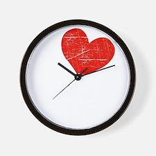 Iheartedward1dk Wall Clock