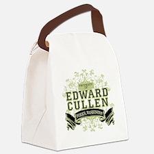097654twilightpropertyof Canvas Lunch Bag