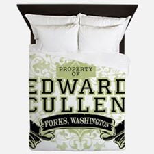 097654twilightpropertyof Queen Duvet