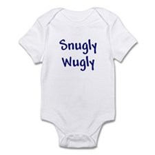 Snugly Wugly Infant Bodysuit