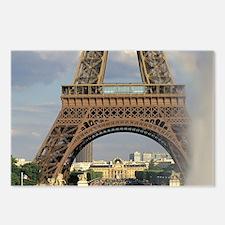 Europe, France, Paris. Ei Postcards (Package of 8)