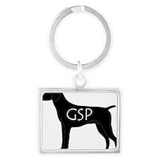GSP Landscape Keychain