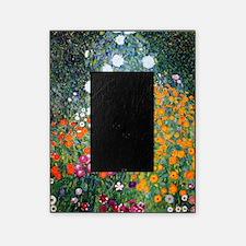 iPad Klimt Flowers Picture Frame