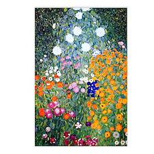 iPad Klimt Flowers Postcards (Package of 8)