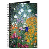 Funky retro pattern Journals & Spiral Notebooks