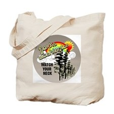 ForksWashingtonbutton Tote Bag