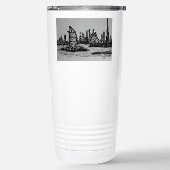 Dubai Stainless Steel Travel Mug